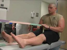 Treating 'phantom limb pain' with a mirror therapy box